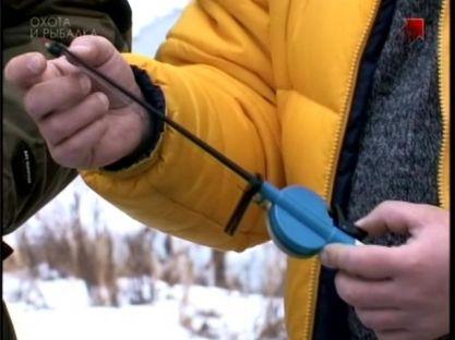 Амуниция для зимней ловли